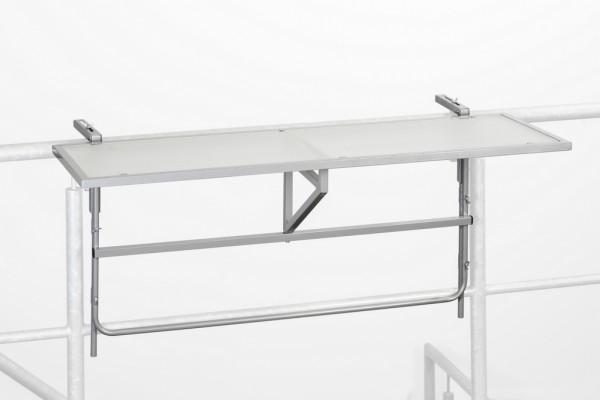 Balkonhängetisch 120 x 40 cm