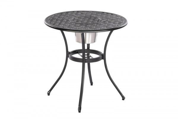 Tisch inkl. Kühler