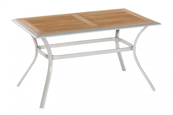 Siena Tisch 140x 80 cm rechteckig