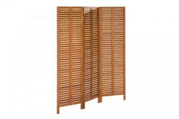 Paravent - Holz 150 x 170 cm