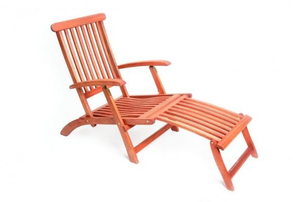 Deckchair, klapp- und verstellbar