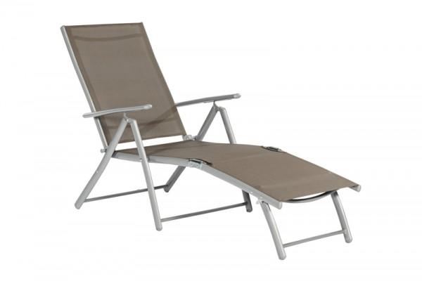 Deckchair Liege - taupe