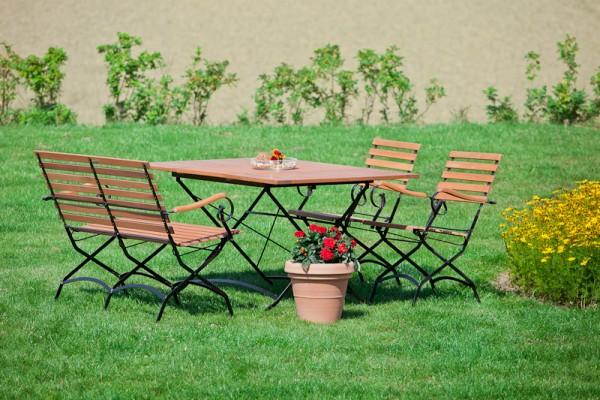 Schlossgarten Set 4tlg.