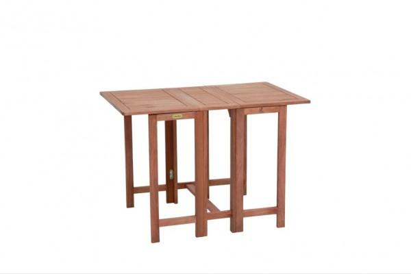 Doppelklappentisch, 107 x 65 cm
