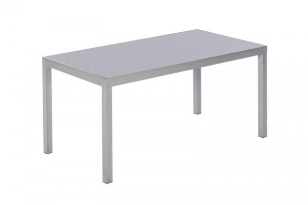 Tisch 150x 90cm graue Platte