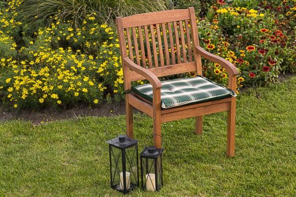 Sitzkissen für Gartensessel