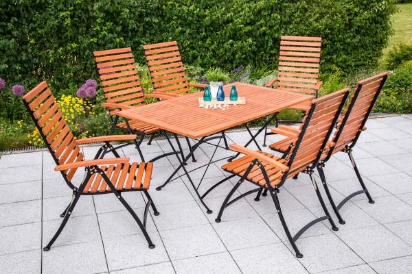 Schlossgarten Set 7tlg.